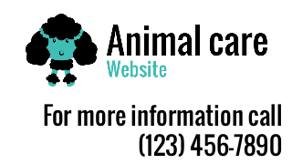 landscape iphone mobile of WordPress theme 'Animal Care Website'