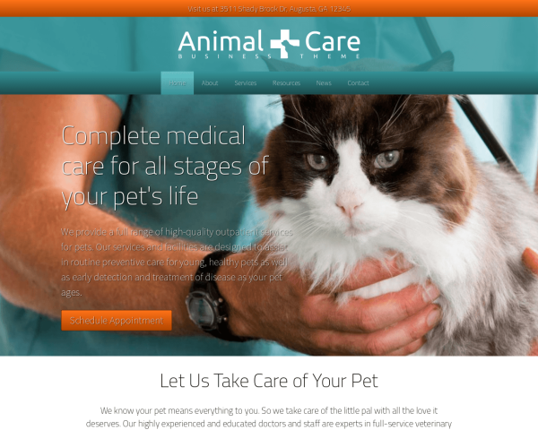 image representation of the Animal Care