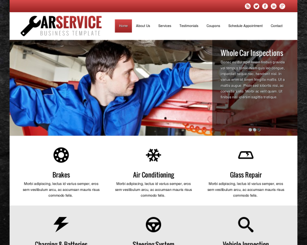 image representation of the Car Service