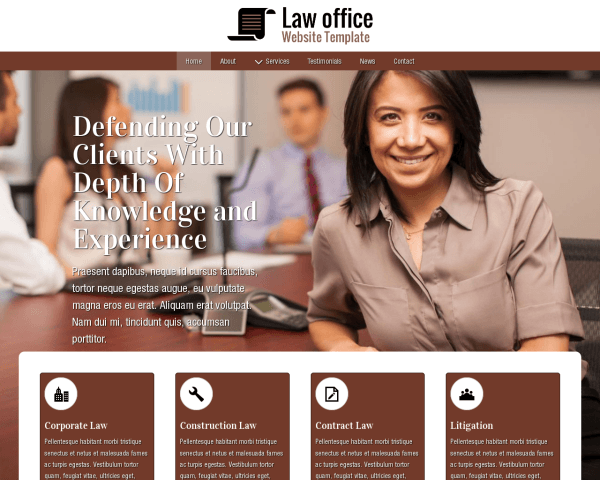 Pre-Made Local NYC Businesses In The Lawyer Category