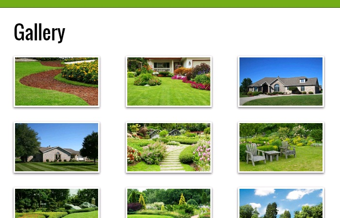 Lawn Care Wordpress Theme - Made for lawn care specialists