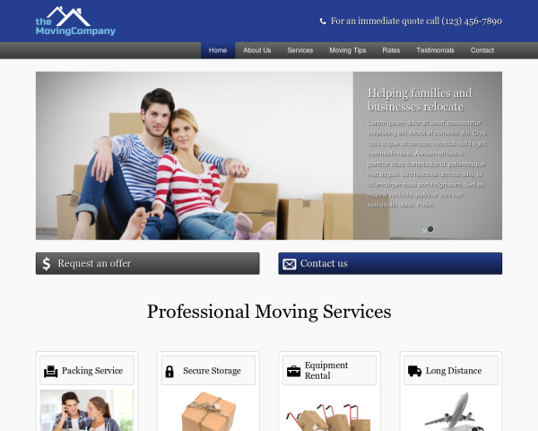 image representation of the Moving Company